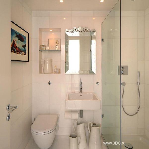 Дизайн ванны в стиле